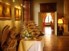 Salon château de Sauveboeuf